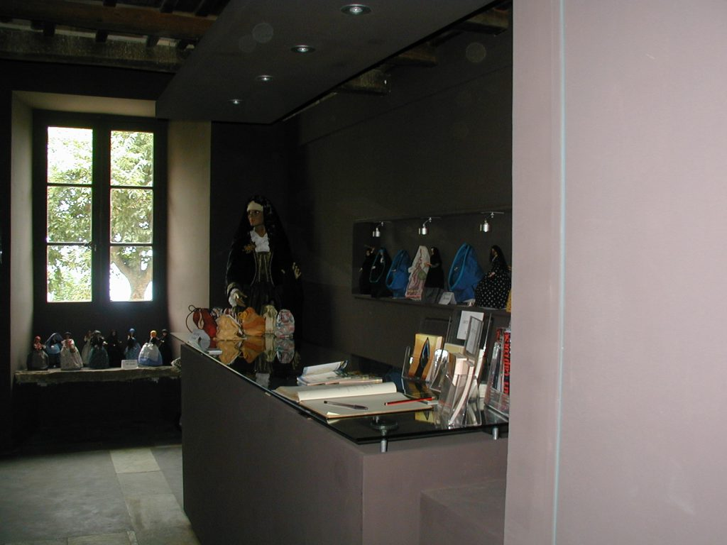 Conservatoire du Costume (Local d'accueil, 2008)