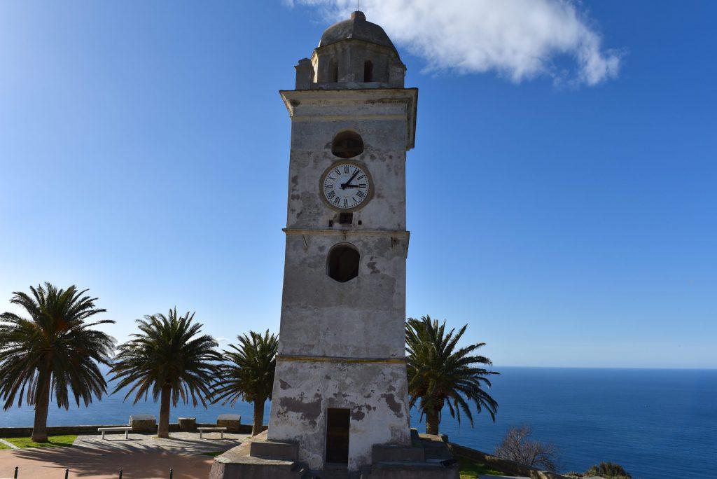 Le clocher de CANARI