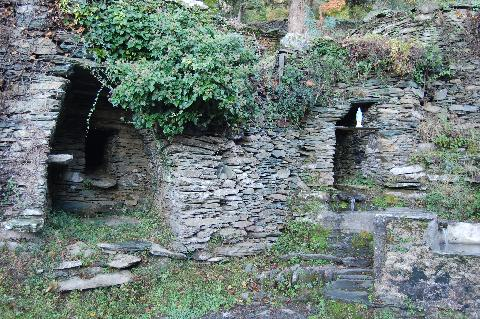 Fontaine à Olmi