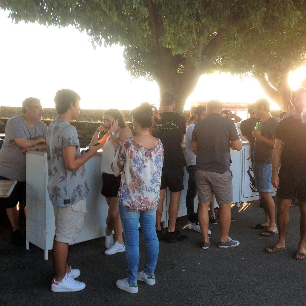 11 août 2018 : Marché, Chants et Bal