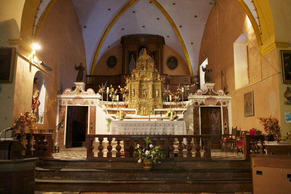 L'église Saint-François
