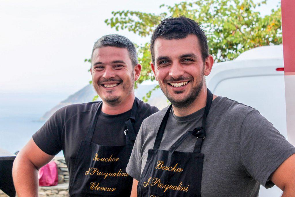 La boucherie Pasqualini