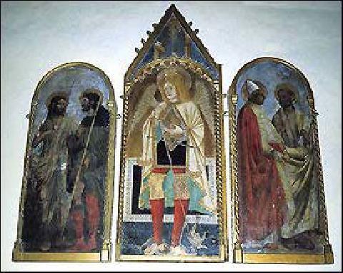 Tryptique de Saint-Michel