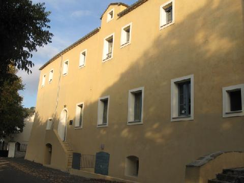 Vue extérieure du couvent